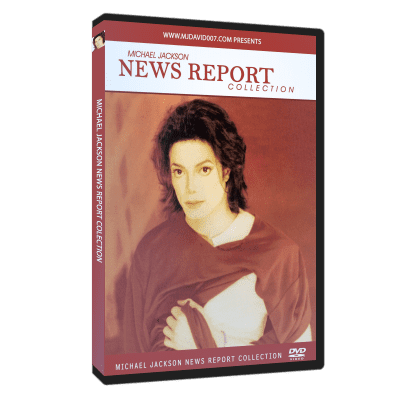 Michael Jackson News Report dvd