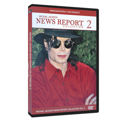 Michael Jackson News Report 2 dvd