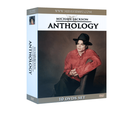 Michael Jackson Anthology 10 dvds set