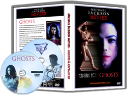 Michael Jackson Ghosts & Captain Eo box set