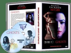 Michael Jackson Ghosts & Captain Eo box set